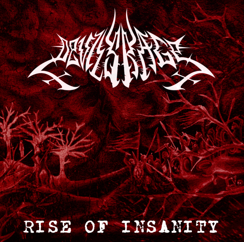 """RISE OF INSANITY"" 2012 (EP)"