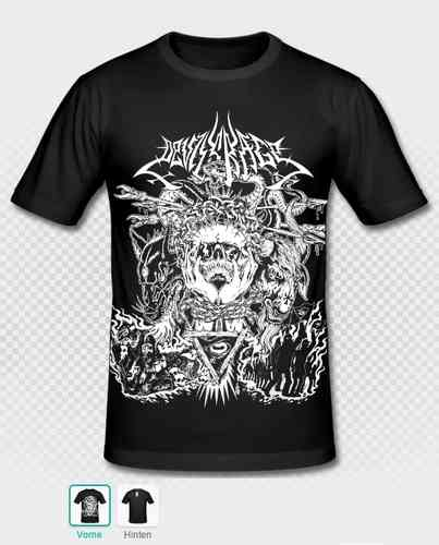"SHIRT Men ""Impending Demise"" (2015)"